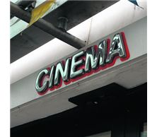 Prestatyn Scala Cinema sign-age (Credit Rhyl Journal)